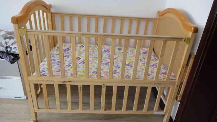 婴儿床送人忌讳
