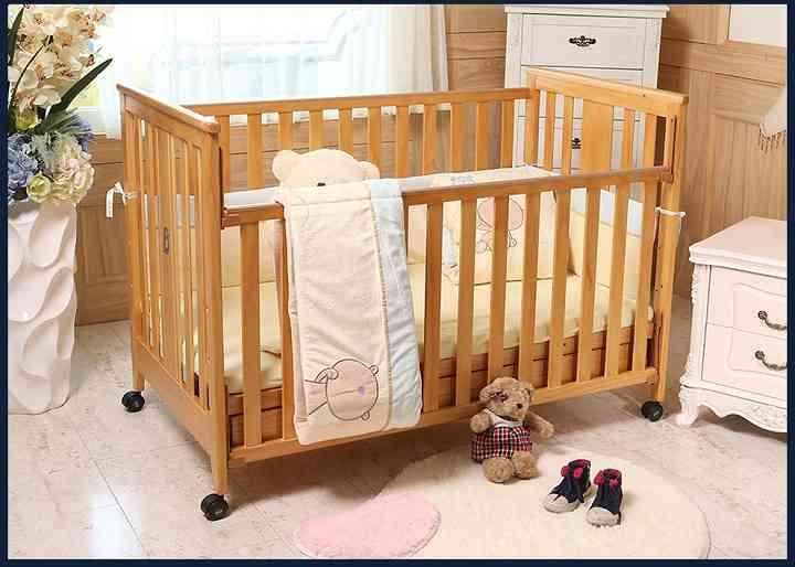 选择婴儿床的注意事项