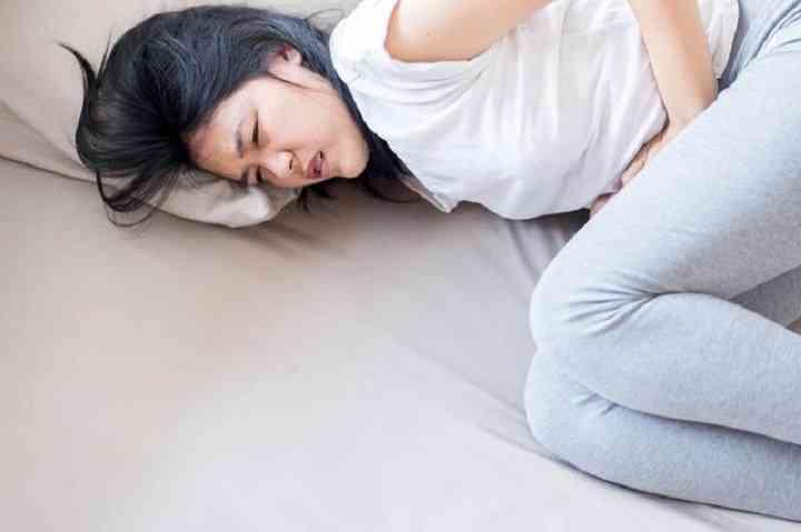 卵巢囊肿会导致压迫性症状
