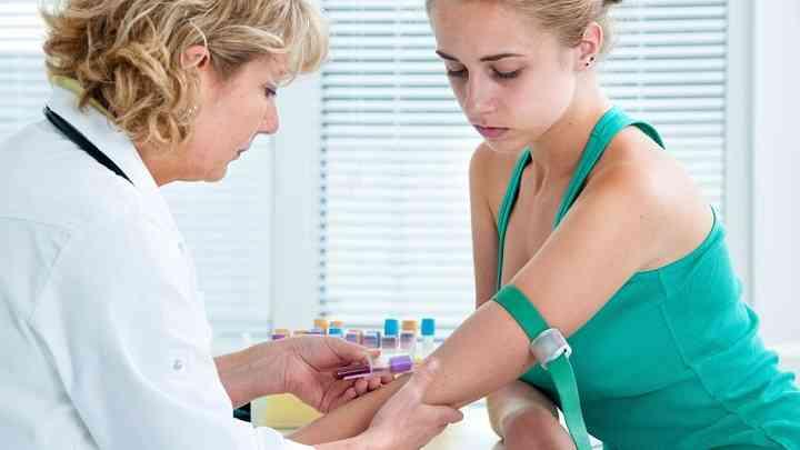抽血检查HCG